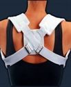 Picture of Clavicle Support (Large) aka Posture Corrector, Scapular Dislocation, Stooped Shoulders, Large Posture Corrector, Thoracic Braces