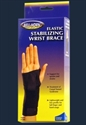 Picture of Elastic Stabilizing Wrist Brace (Left)(X-Large) aka Left Hand Wrist Wrap