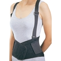 Picture of Industrial Back Support (4X-Large) Bariatric Back Brace, XXXXL Lumbar Support, Lumber Brace, XXXXL Back Support with Suspenders, Formerly BH170XXXXL