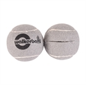 Picture of Walkerballs for standard walker (Pair)(Grey) aka Tennis Balls for Walkers, Walker Balls, Walker Accessories, Walker Glides, Free Shipping, Ship Free