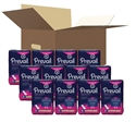 "Picture of Prevail Daily Liners Light Absorbency 7 1/2"" (Case of 312) aka Incontinence Pads, Pantiliner, Prevail Liners, Prevail Light, Prevail 2 drops"