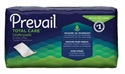 Picture of Prevail ® Disposable Super Underpad (30 x 30)(Pack of 10) aka Chux, Prevail Bed Pads, Disposable Bed Pads