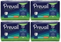 Picture of Prevail® Protective Underwear Adult Large aka Pull-up Extra Absorbency (Case of 72) aka adult pullup, Adult Incontinence Products