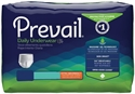 Picture of Prevail® Protective Underwear Adult X-Large aka Pull-up Extra Absorbency (Pack of 14) aka XL Prevail Underwear, XL Prevail pull ups